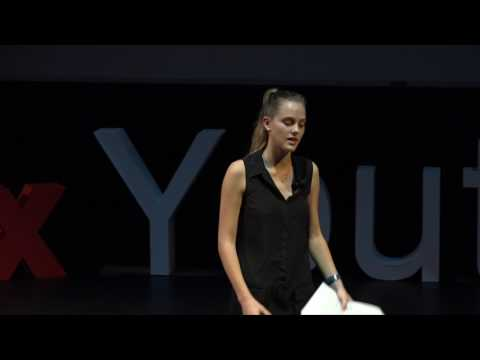 Empowering the Patient: Holistic Cancer Care | Claire Berggren | TEDxYouth@SAS