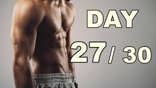 Day 27/30 Abs Workout (30 Days Abs Workout) Home Workout