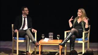 Téa Obreht in conversation with Seth Fishman at Winter Words 2013