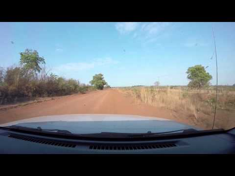 Time Lapse - São Félix do Araguaia para Ribeirão Cascalheira