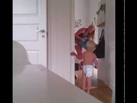WATCH: Mom Tries to Get Toddler Twins to Nap