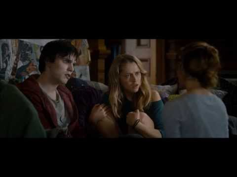 Funny scene from Warm bodies (2013)