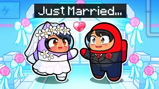 Aphmau Marries The IMPOSTER In Among Us!