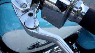2. 2009 Indian Chief Motorcycle Vintage #31 - Exploring the details.MPG
