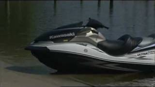 10. MotorWeek Car Keys: 2010 Kawasaki Jet Ski Ultra 260LX