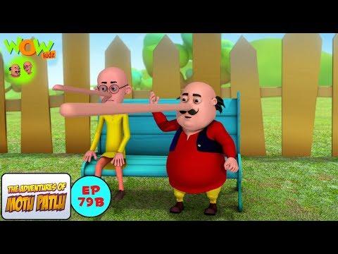 Video Lambi Lambi Naak - Motu Patlu in Hindi - 3D Animation Cartoon for Kids download in MP3, 3GP, MP4, WEBM, AVI, FLV February 2017