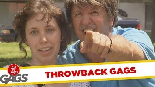 Sensual Golf Instructor, Palm Reader and Self-Driving Car Pranks - Throwback Thursday