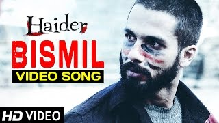 Nonton Bismil   Haider   Full Video Song  Official    Shahid Kapoor   Shraddha Kapoor   Sukhwinder Singh Film Subtitle Indonesia Streaming Movie Download