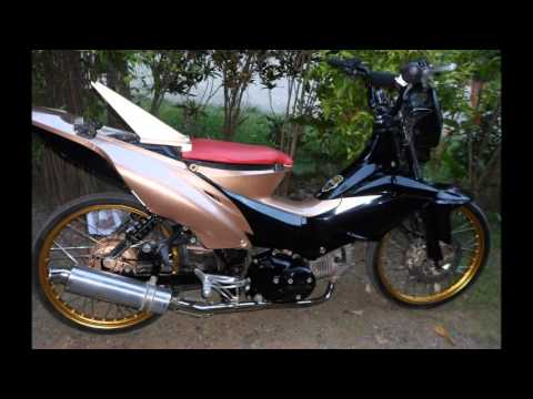 Modified honda XRM 125