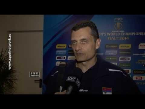 Izjava Zorana Terzića nakon pobede nad Holandijom