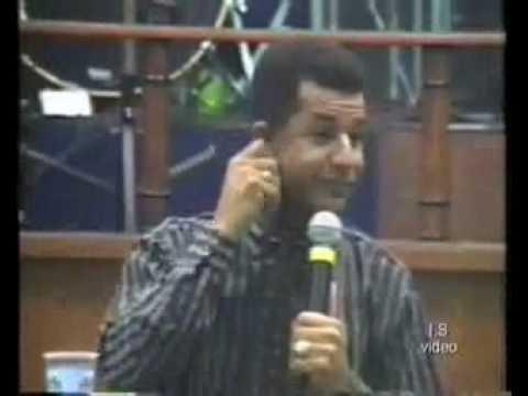 Testemunho do Pastor Abilio Santana dentro de um terreiro