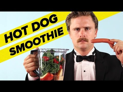 Can You Smoothie It?