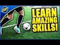 Neymar Skills/Ronaldo/Messi Skills