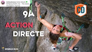 Melissa Le Neve's 6 Year Project: Action Directe 9a | Climbing Daily Ep.1764 by EpicTV Climbing Daily