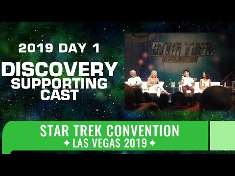 Discovery Supporting Cast