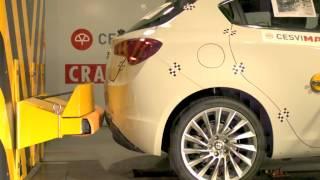 Bumper test trasero Alfa Romeo Giulietta