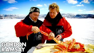 Catching and Cooking King Crab - Gordon Ramsay by Gordon Ramsay