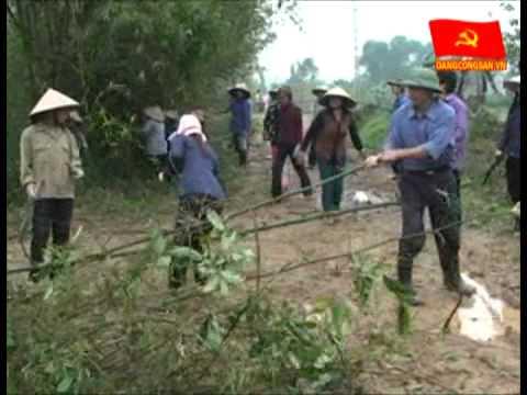 Hà Tĩnh Phong trào hiến đất xây dựng nông thôn mới