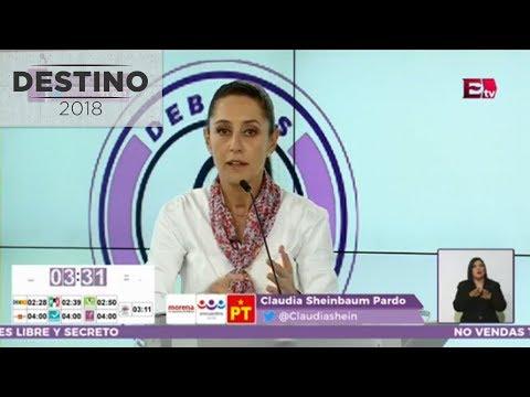 Sheinbaum: 'Mientras haya impunidad no va a haber una vida segura'