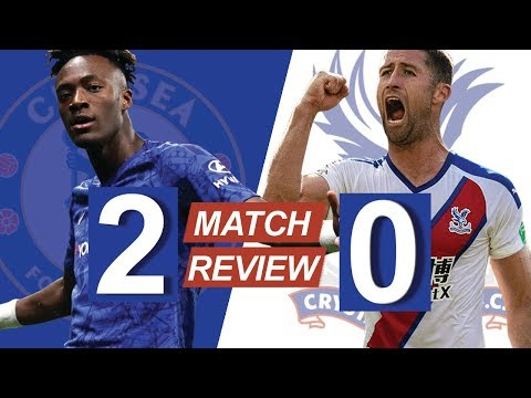 6 STRAIGHT WINS FOR LAMPARD! - Chelsea 2-0 Crystal Palace (REVIEW)