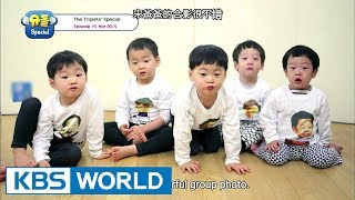 Video The Return of Superman - The Triplets Special Ep.19 [ENG/CHN/2017.09.15] MP3, 3GP, MP4, WEBM, AVI, FLV Juli 2018