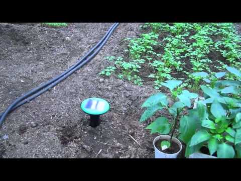 Youtube-видео: Отпугиватель кротов Торнадо ОЗВ.02