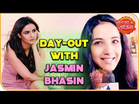 The Day Out With Jasmin Bhasin Aka Twinkle