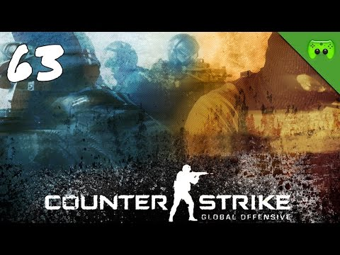 COUNTERSTRIKE # 63 - Macht der Tarnung «»  Let's Play Counterstrike GO | Full HD