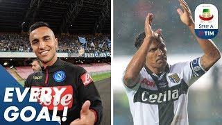 Video Alves Outrageous Free Kick And Ounas Absolute Screamer   EVERY Goal   Round 15   Serie A MP3, 3GP, MP4, WEBM, AVI, FLV Desember 2018