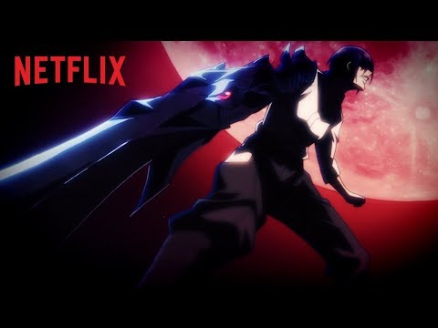Neflix Anime Sword Gai The Animation Reveals New PV Featuring Opening!