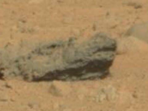 MARS Curiosity NASA Martian Alien Grave Yard UFO 2012 anomalies