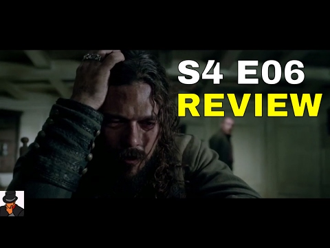 REVIEW for episode 6 of black sails season 4