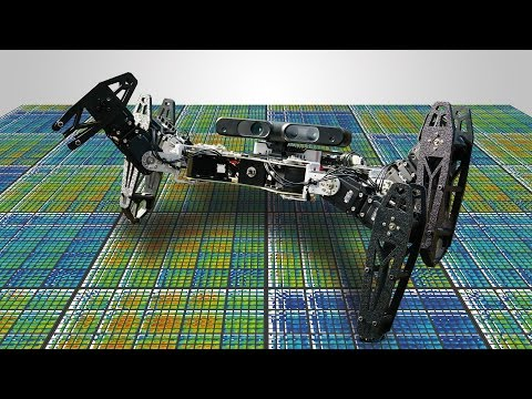 natural - Title: Damage Recovery in Robots via Intelligent Trial and Error Authors: Antoine Cully, Jeff Clune and Jean-Baptiste Mouret The video shows the Intelligent Trial and Error Algorithm in action...