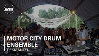 Motor City Drum Ensemble Boiler Room x Dekmantel Festival DJ Set - YouTube
