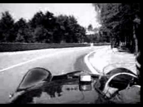 Le Mans 1956: il tracciato di 60 anni dall'onboard camera di Mike Hawthorn
