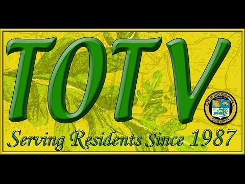 TOTV - Government Television for the City of Thousand Oaks (Promo)