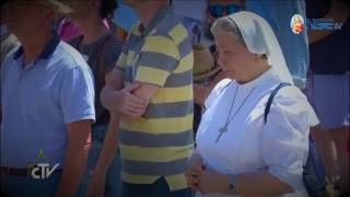 Ángelus con el Santo Padre 30-07-2017