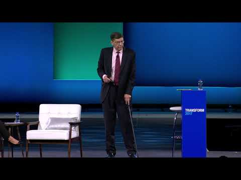 Video Thumbnail for: Mayo Clinic Transform 2017 - Session 8: A Personal Perspective: Clay Christensen