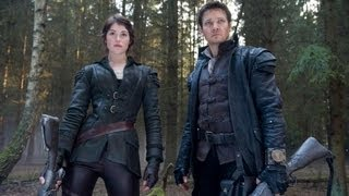 Jeremy Renner, Gemma Arterton - Hansel &amp; Gretel: Witch Hunters - Official Trailer