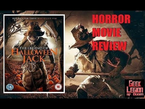 LEGEND OF HALLOWEEN JACK ( 2018 Jamie Knox ) Scarecrow Horror Movie Review