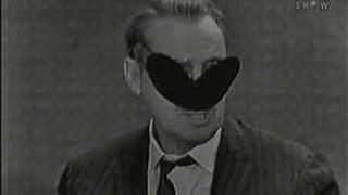 Video What's My Line? - Groucho Marx destroys the show; Claudette Colbert (Sep 20, 1959) MP3, 3GP, MP4, WEBM, AVI, FLV Juni 2018