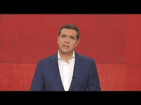 Α.Τσίπρας:«H ώρα της κρίσης είναι εδώ,για ενίσχυση του ΕΣΥ και στήριξη εργαζομένων και επιχειρήσεων»