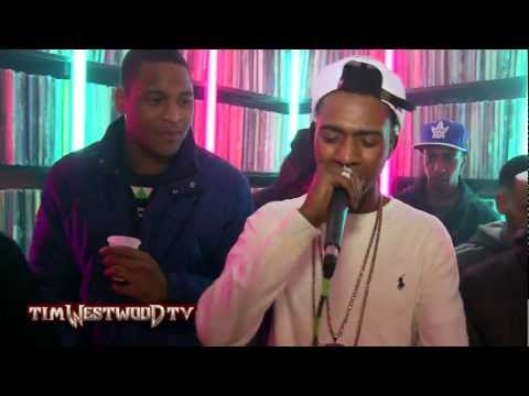 WestwoodTV – Nines & CRS freestyle – Started From The Bottom [@nines1ace @TimWestwood]