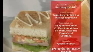 Món Ngon Mỗi Ngày - Bánh mì thịt nguội bắp cải