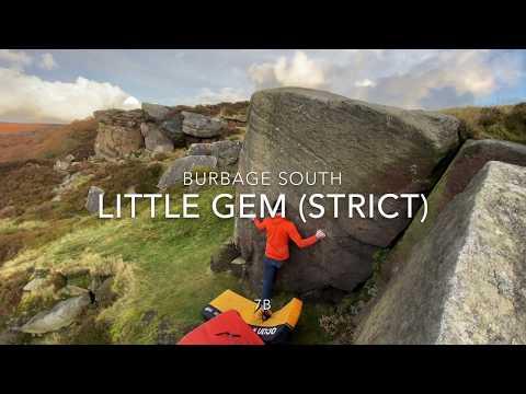 Burbage South - Little Gem (strict) 7B