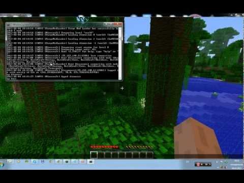 Майнкрафт как создать и настроить свой сервер 152