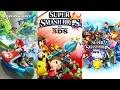 Super Smash Bros. for Wii U & Nintendo 3DS, Mario Kart 8 (4-18-15 Livestream) - Wii U & 3DS
