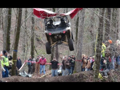 RZR vs. MAVERICK FLYIN HIGH!!