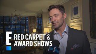 Video Hugh Jackman's 2018 Golden Globe Nomination Reaction   E! Live from the Red Carpet MP3, 3GP, MP4, WEBM, AVI, FLV Februari 2018
