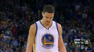 NBA - basket - Top 10 - Klay Thompson - Golden State Warriors - Cleveland Cavaliers - Oklahoma City Thunder